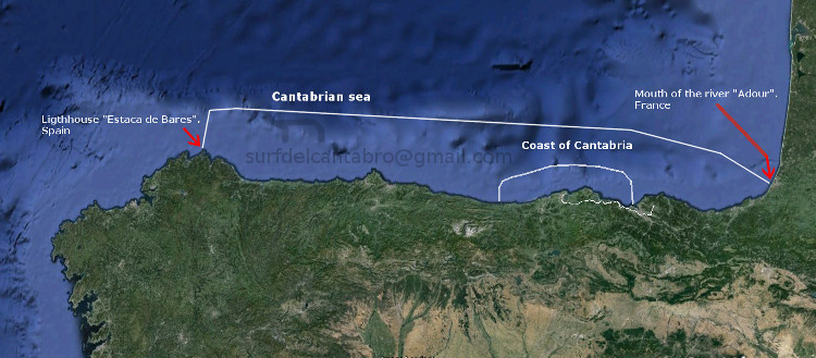 Mar Cantábrico. Home
