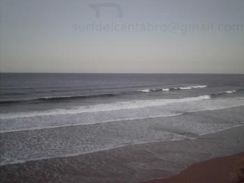 olas diciembre Langre, fotografía total