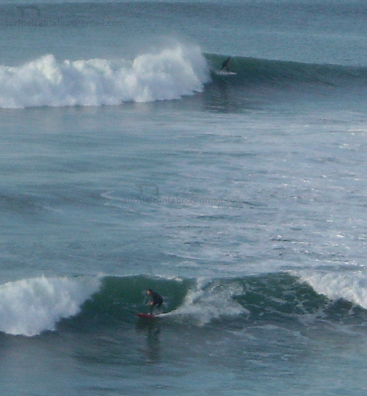 Surf LaCurva